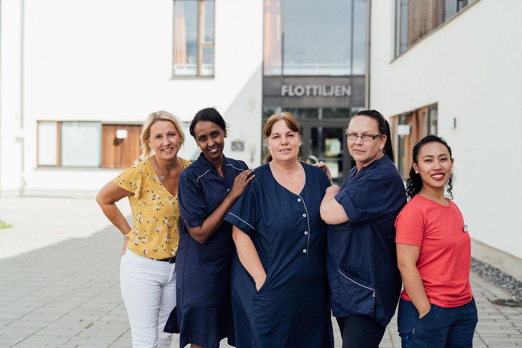 sjuk sköterskor dating medarbetare